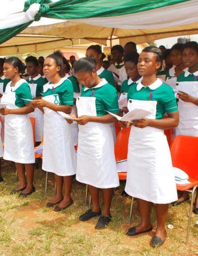 Holy Family Nursing & Midwifery Training College